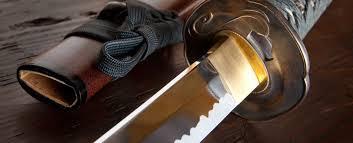 Katana sabre japonnais