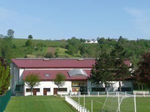 Gymnase Virieu/Bourbre