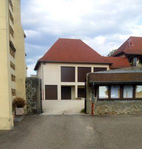 Salle des fêtes Chassignieu
