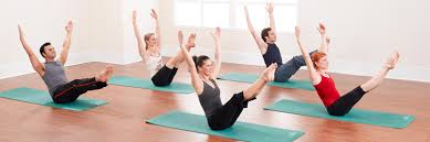Pilates cours collectif