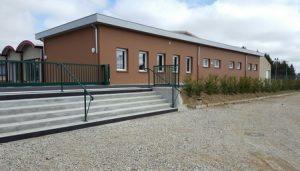 Gymnase St André le Gaz